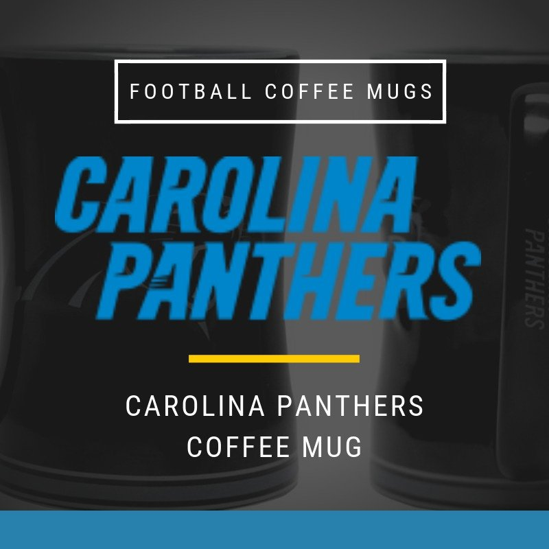 Carolina Panthers Coffee Mug