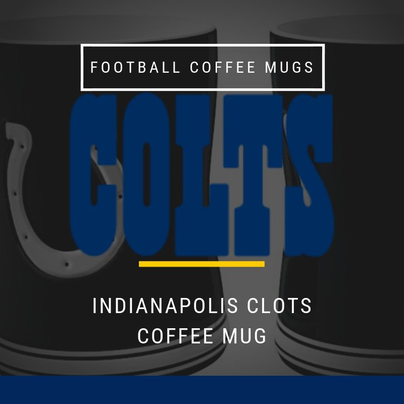 Indianapolis Clots Coffee Mug
