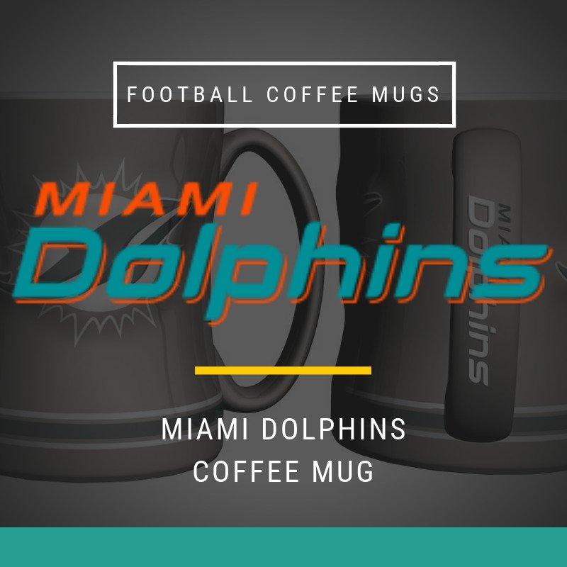 Miami Dolphins Coffee Mug