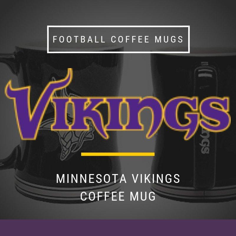 Minnesota Vikings Coffee Mug