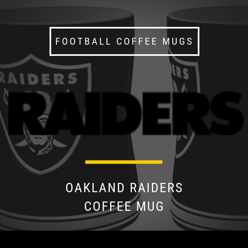 Oakland Raiders Coffee Mug