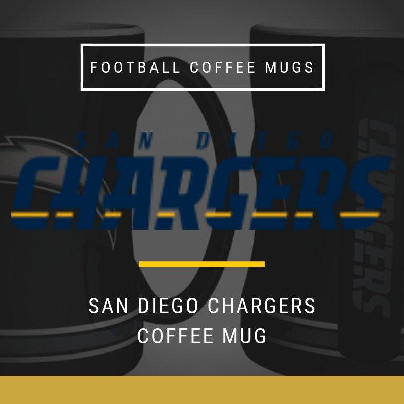 San Diego Chargers Coffee Mug