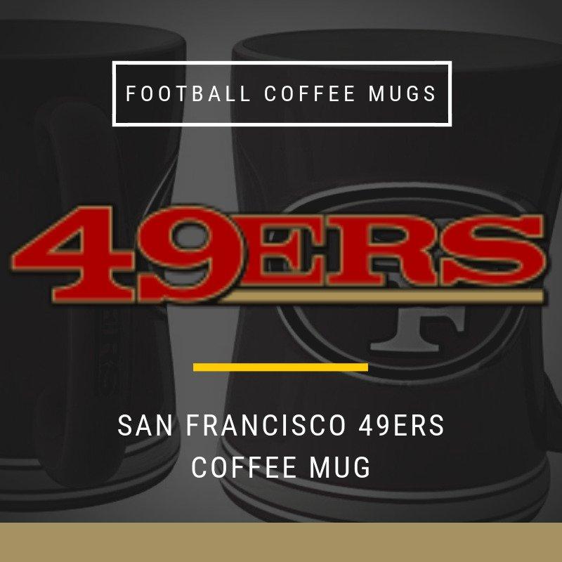San Francisco 49ers Coffee Mug